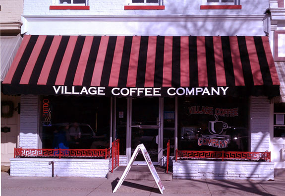 Village Coffee Shop, Granville